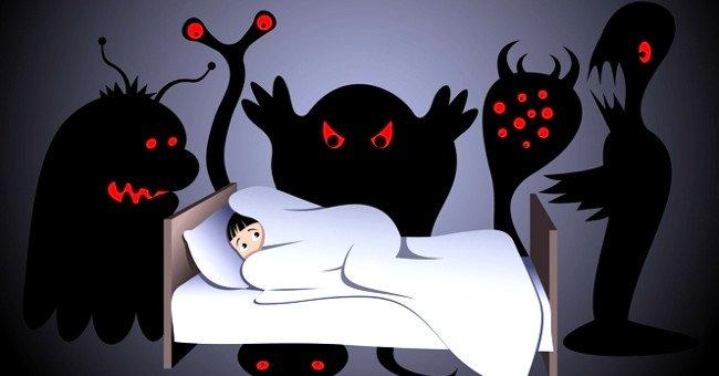 Cơn ác mộng giúp bạn kiểm soát nỗi sợ ( Nếu 1 phụ nữ đêm đêm mơ thấy bị bác  Hồ hãm hiếp, thì đúng là ác mộng ) - THẾ SỰ ...